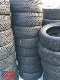 (#32) Goodyear Eagle Ultra Grip M+S 245/55R18 Tires