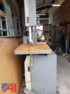 "Rockwell 20"" Bandsaw"