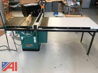 "Grizzly 10"" Heavy-Duty Table Saw"