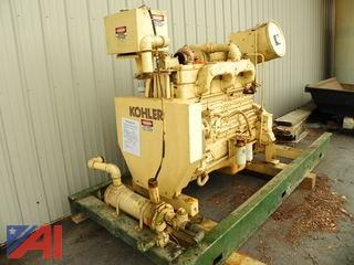 Cummins Engine From Generator
