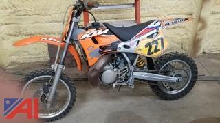 2002 KTM 65 Dirt Bike