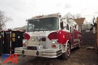 1986 Mack/Saulsbury CF688 Heavy Rescue truck