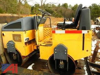 2005 DDR3100 Stone Smooth Double Drum Roller