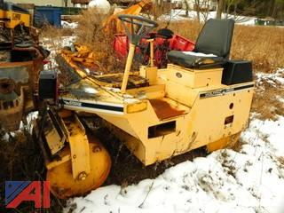 2005 Stone Wolfpac WP2500 Smooth Drum Roller