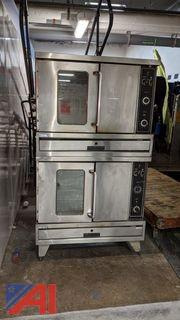 Garland Double Oven