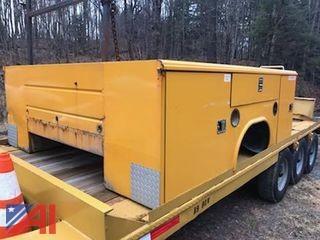 Utility Truck Box