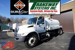 2011 International 4300 Transway 2000 Septic Truck