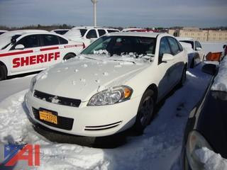 (#1589) 2008 Chevy Impala LS 4 Door