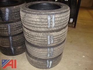 (#1593) 245/55R18 Tires