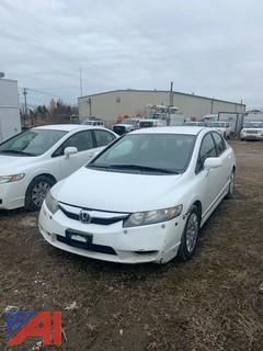 2010 Honda Civic GX Sedan (CNG)