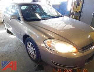 (#5532) 2006 Chevy Impala 4 Door
