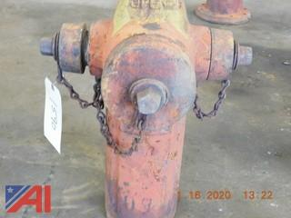 (#1590) 1979 Waterous Co. Fire Hydrant
