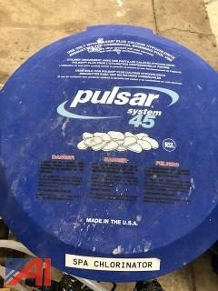 Pulsar Commercial Swimming Pool Chlorine System