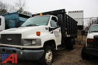 2005 Chevy 4500 Rack Truck