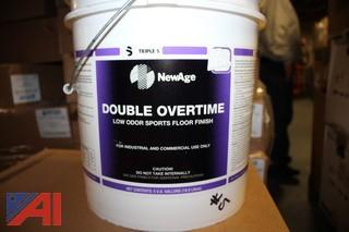Double Overtime Low Odor Floor Finish