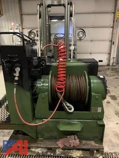 DP Manufacturing Co. 45,000 lb Winch