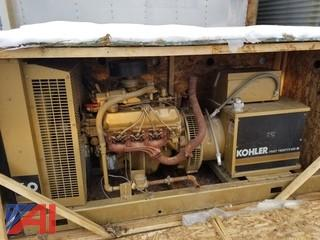 Kohler Fast Response II 60RZ82 Generator