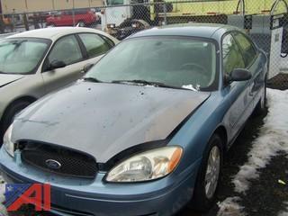 2007 Ford Taurus SE 4 Door