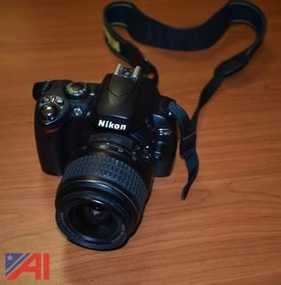 (#2) Nikon D40 Digital Camera