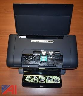 (#6)  HP Officer Jet HP470 Mobile Printer