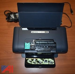 (#7) HP Officer Jet HP470 Mobile Printer