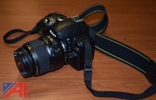 (#3) Nikon D40 Digital Camera