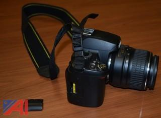 (#4) Nikon D40 Digital Camera