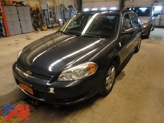 2009 Chevy Impala 4DSD
