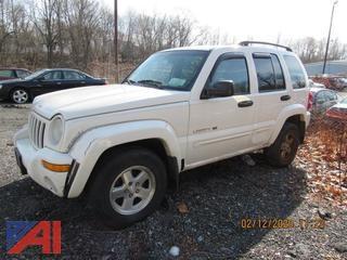2003 Jeep Liberty SUV