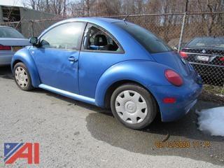 1999 Volkswagen Beetle 2 Door