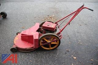 Yazoo 26' Self Propelled Mower
