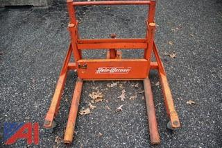 Hein-Warner Tire Jack