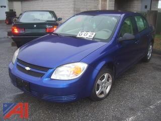 2007 Chevy Cobalt Sedan