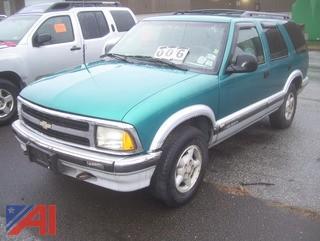 1996 Chevy Blazer SUV