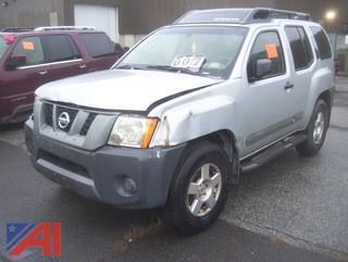2005 Nissan Xterra SUV