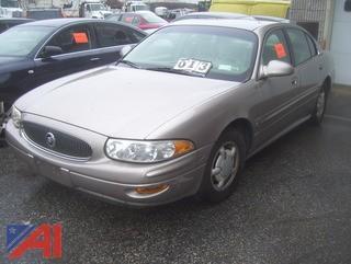 2000 Buick LaSabre Sedan