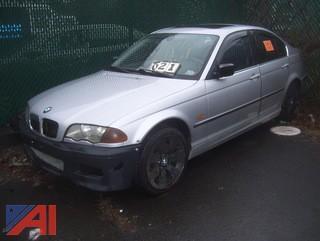 2001 BMW 330i Sedan