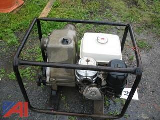 """4"""" Honda Pump"""