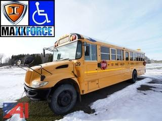 2010 International CE Full Size Wheelchair School Bus/129