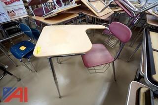 Chair Desks