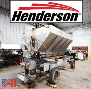 Henderson 9' V-Body Spreader