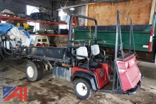 Toro Workman 4300-D UTV with Dump Body