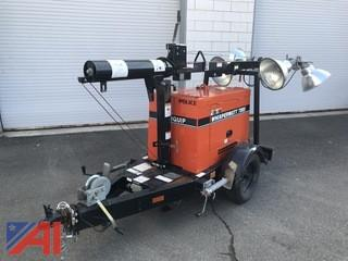Multiquip Whisperwatt 7000 Light Tower-NEW Kubota Engine