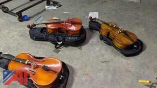 Various Cellos
