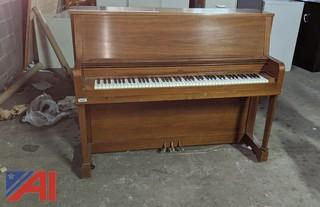 Everett Walnut Piano