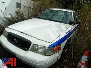 (#15) 2011 Ford Crown Victoria 4 Door/Police Interceptor