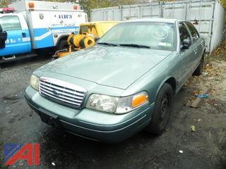 (#16) 2006 Ford Crown Victoria 4 Door/Police Interceptor