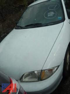 (#7) 2001 Chevy Cavalier 4 Door