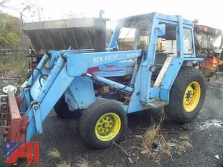 (#9) 1983 Ford DP411 Tractor