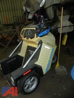 (#1) XGP Sentinel Electric Cart